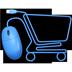 indkøbskurv som linker til vores services