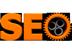 Søgemaskineoptimering billede med teksten SEO